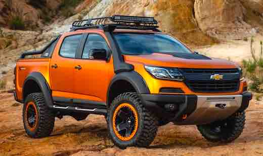 2019 Chevrolet Colorado Price | Chevy Model