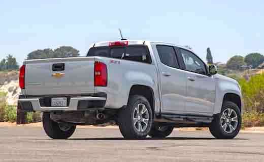 2019 Chevrolet Colorado Release Date Chevy Model