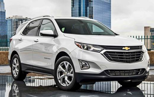 2019 Malibu >> 2019 Chevrolet Equinox LT Overview | Chevy Model