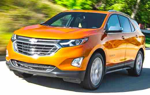 Chevy Equinox Problems >> 2019 Chevrolet Equinox Premier | Chevy Model