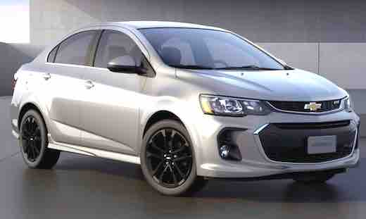 2019 Chevrolet Sonic Rumors | Chevy Model