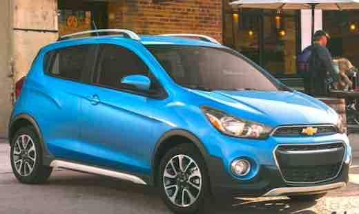 2019 Chevrolet Spark Activ Rumors | Chevy Model