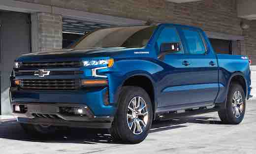 Silverado Rst For Sale >> 2019 Chevrolet Silverado Rumors | Chevy Model