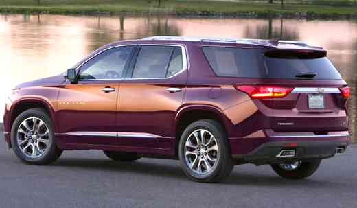 2018 chevrolet traverse release date uk chevy model. Black Bedroom Furniture Sets. Home Design Ideas