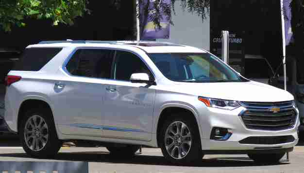 2019 Chevy Traverse Gas Mileage | Chevy Model
