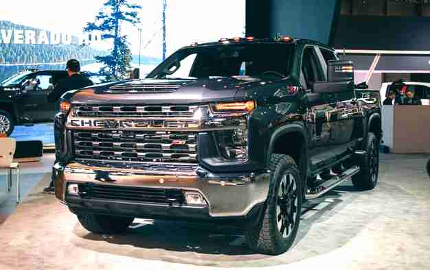 2020 Chevrolet Silverado 2500 Price | Chevy Model