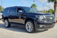 2018 Chevy Tahoe RST Release Date | Chevy Model