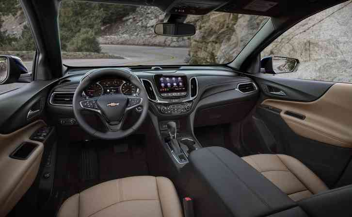 The 2022 chevy Equinox features updated styling that gives it a more mature look